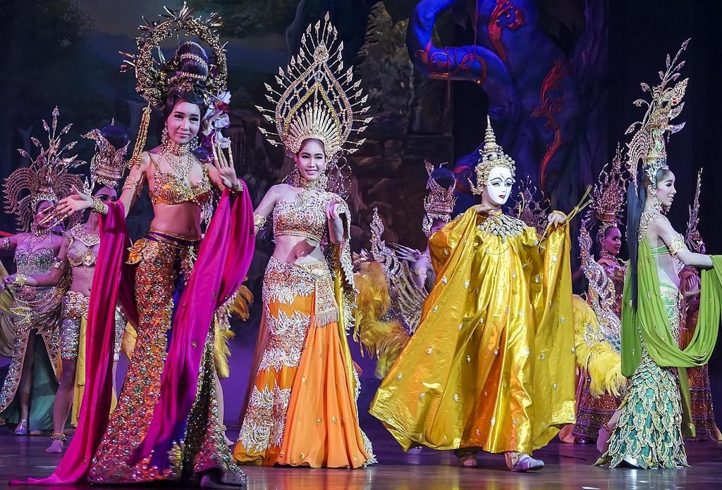 A Brief History of Thailand's Transgender Community