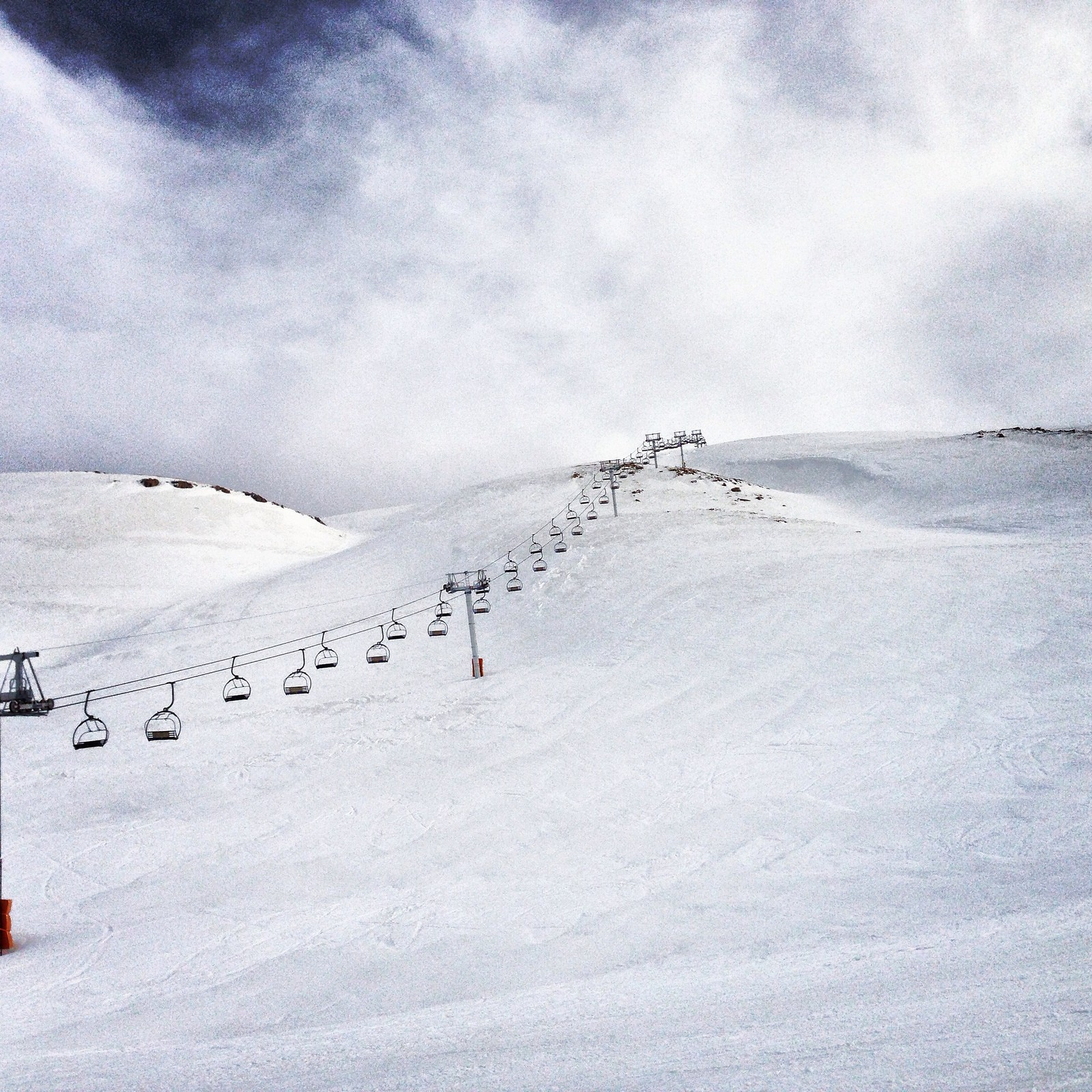 This Village Has the Best Ski Station in Lebanon