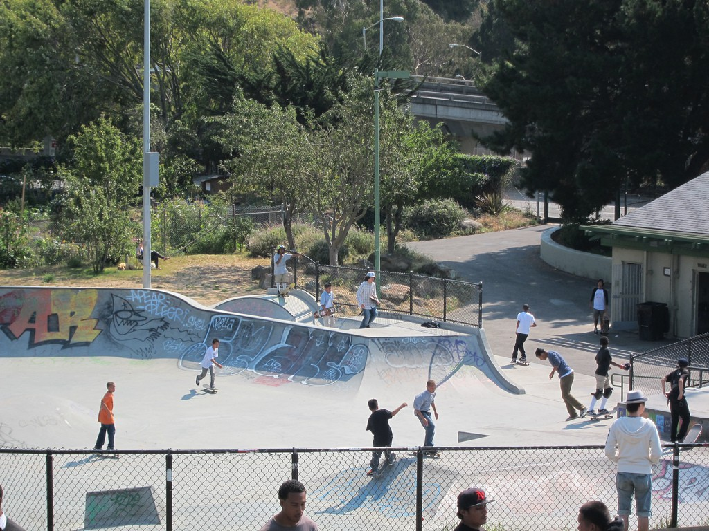 5ed5243ba8c The Best Skateparks in San Francisco