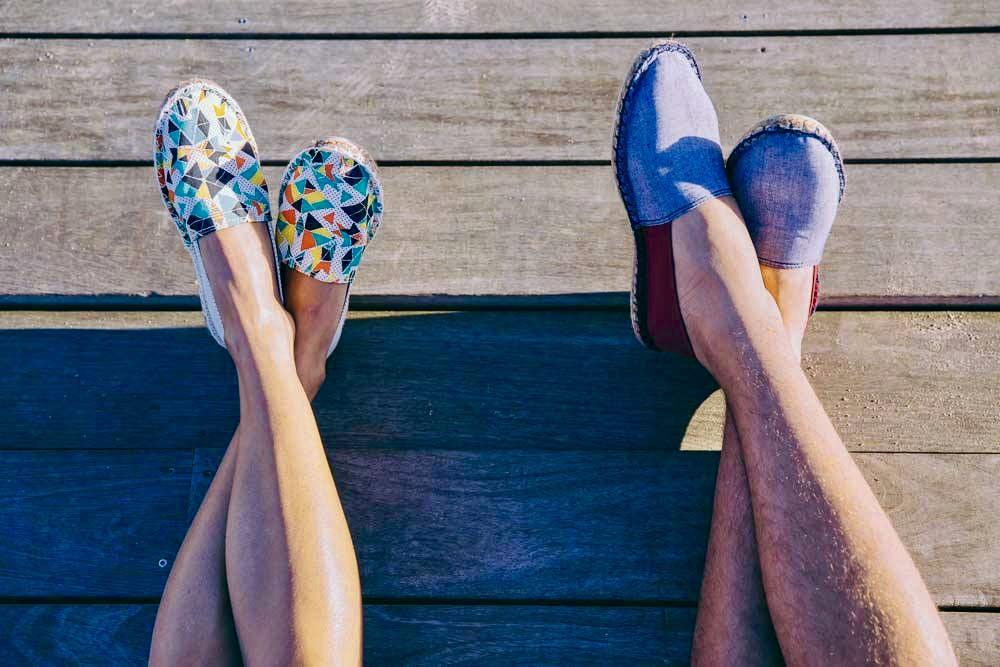 Top Spots for Espadrille Shoes