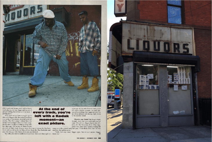 Get to Know the Notorious B I G 's Bed-Stuy Beat