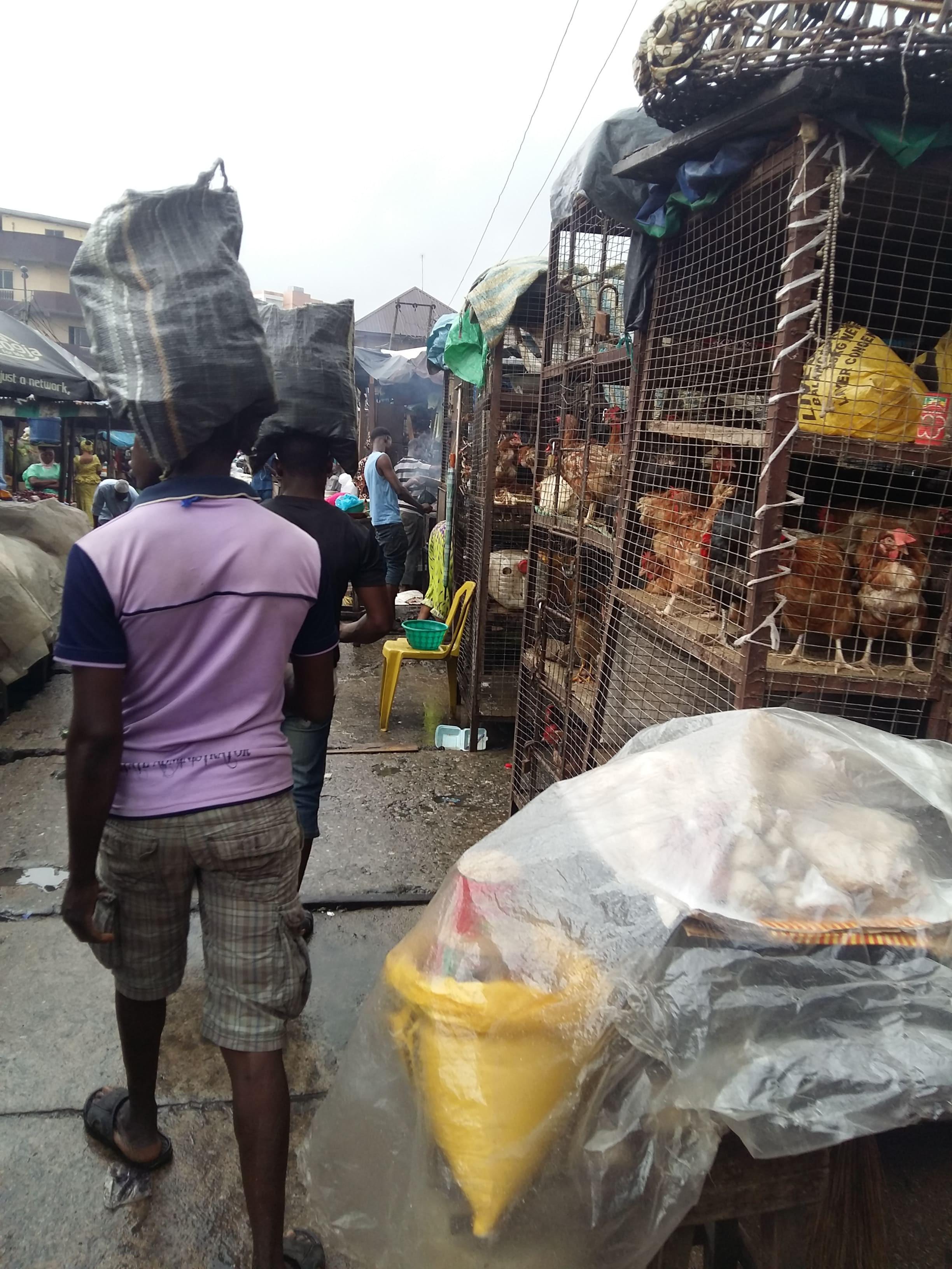 The Essential Guide To Lagos' Jankara Market