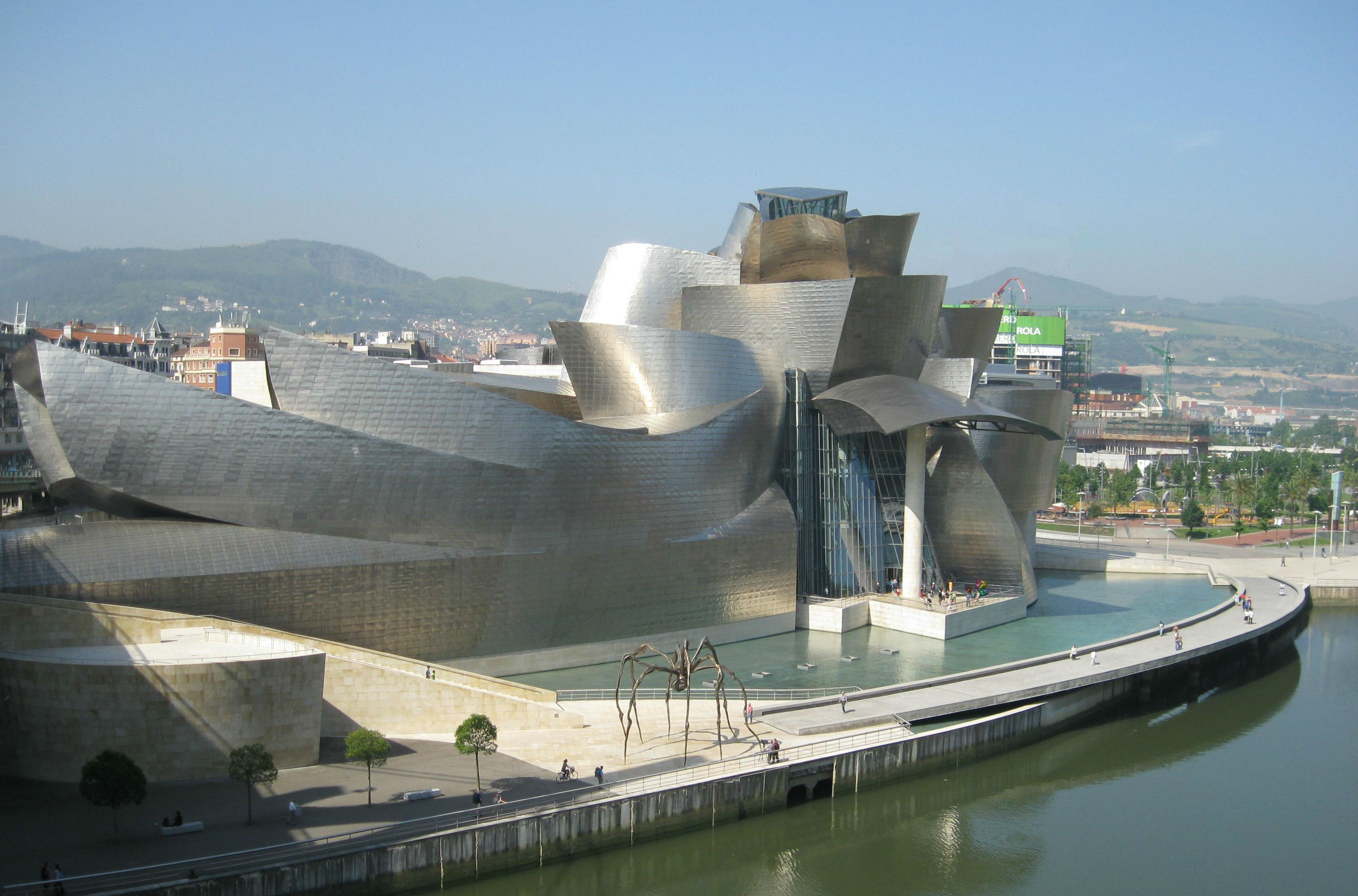 A Tour Of Bilbao S Contemporary Architectural Landmarks