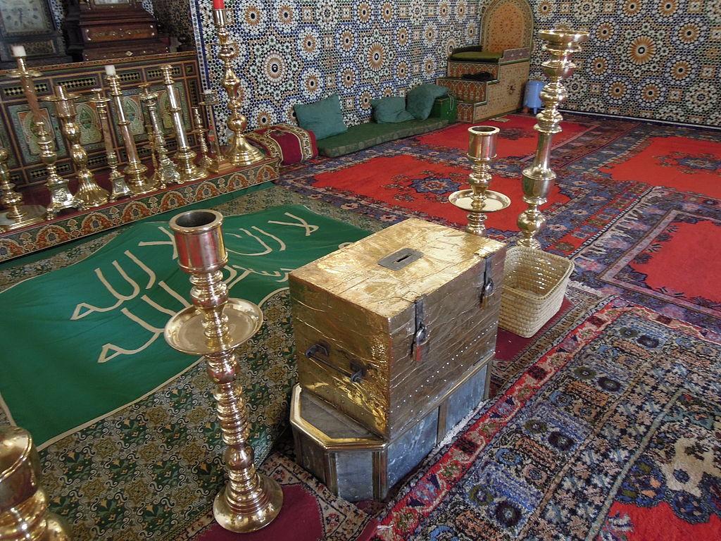 La zaouia de Sidi Belabbes à Marrakech. / Ph. DR