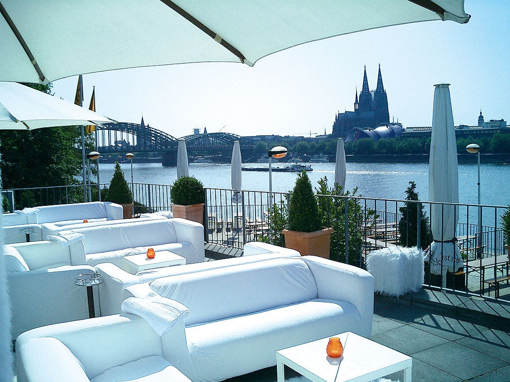 The Best Beer Gardens In Cologne