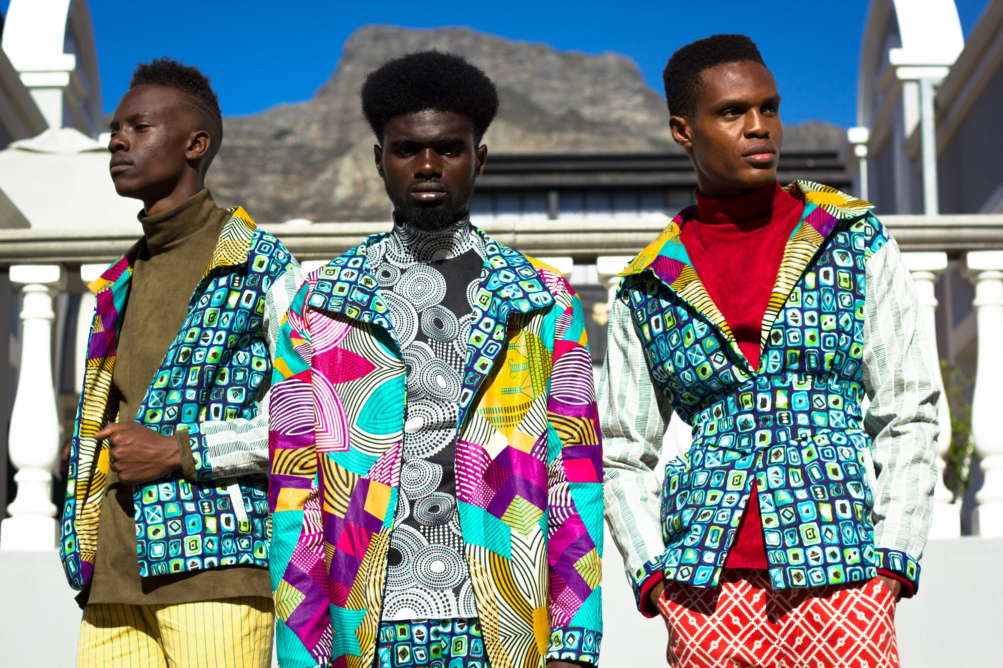 10 Designers Who're Bringing South Africa's Style to the World
