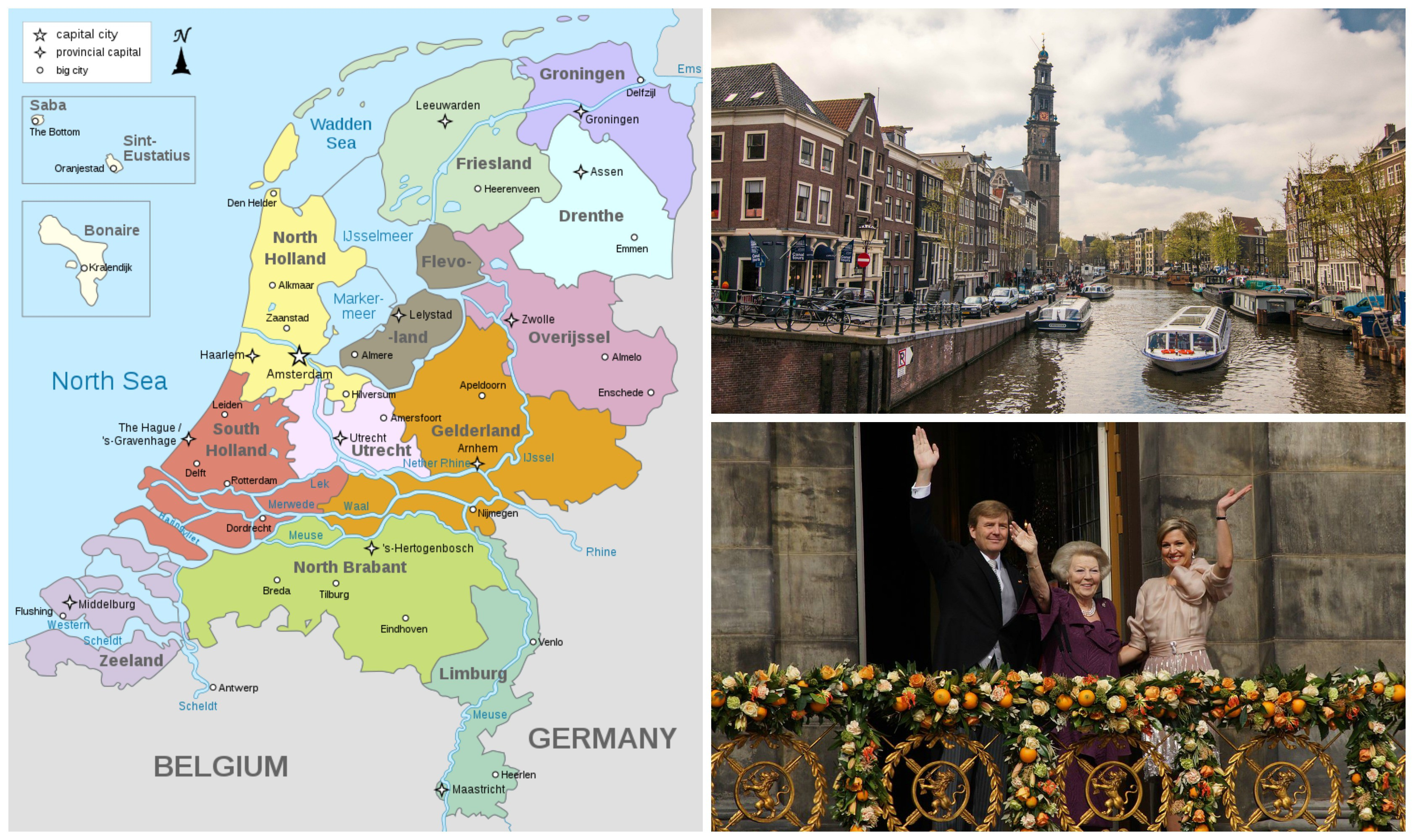 Picture of: What S The Difference Between Holland And The Netherlands