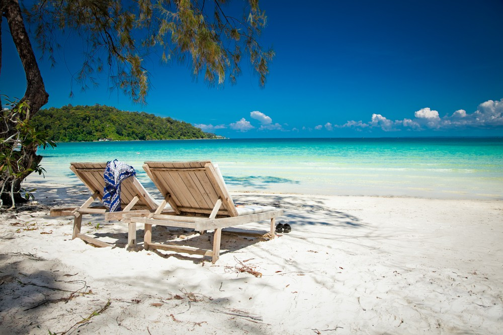The 10 Most Beautiful Beaches In Cambodia
