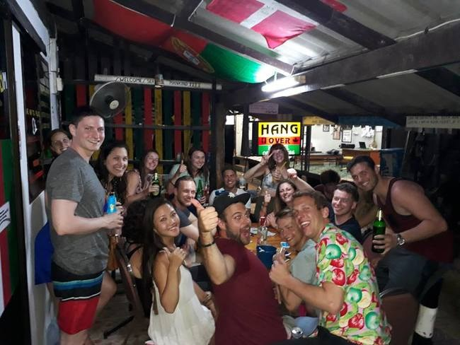 Hangover Hostel is a great place to make new friends