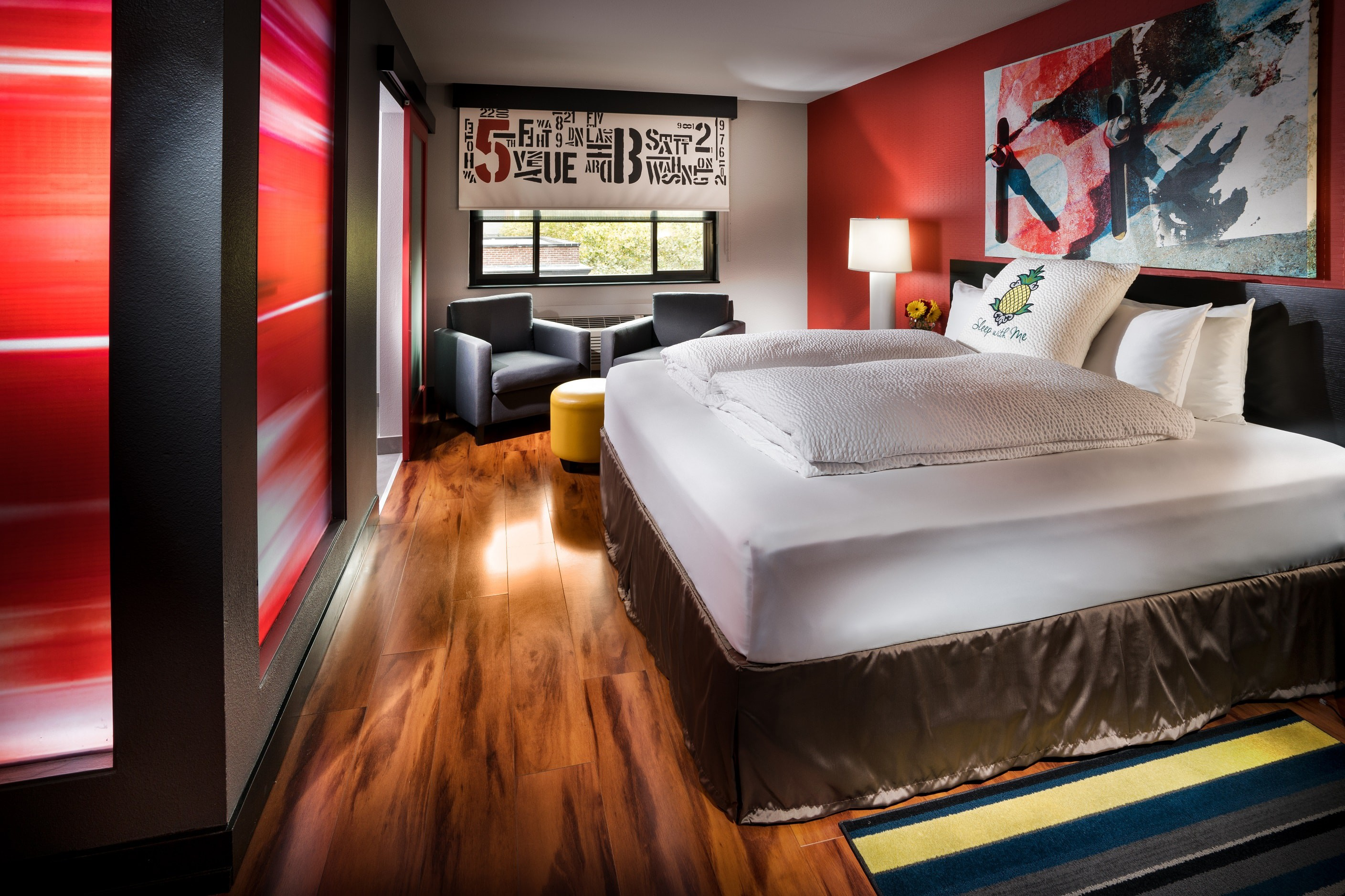 Courtesy of Hotel Five – A Staypineapple Hotel / Expedia