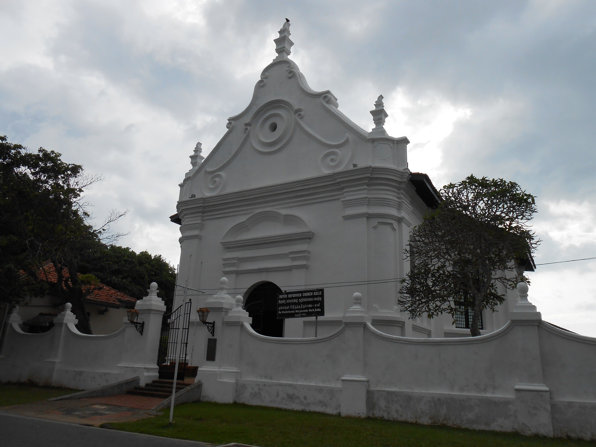 A Tour Of Dutch Colonial Architecture In Sri Lanka