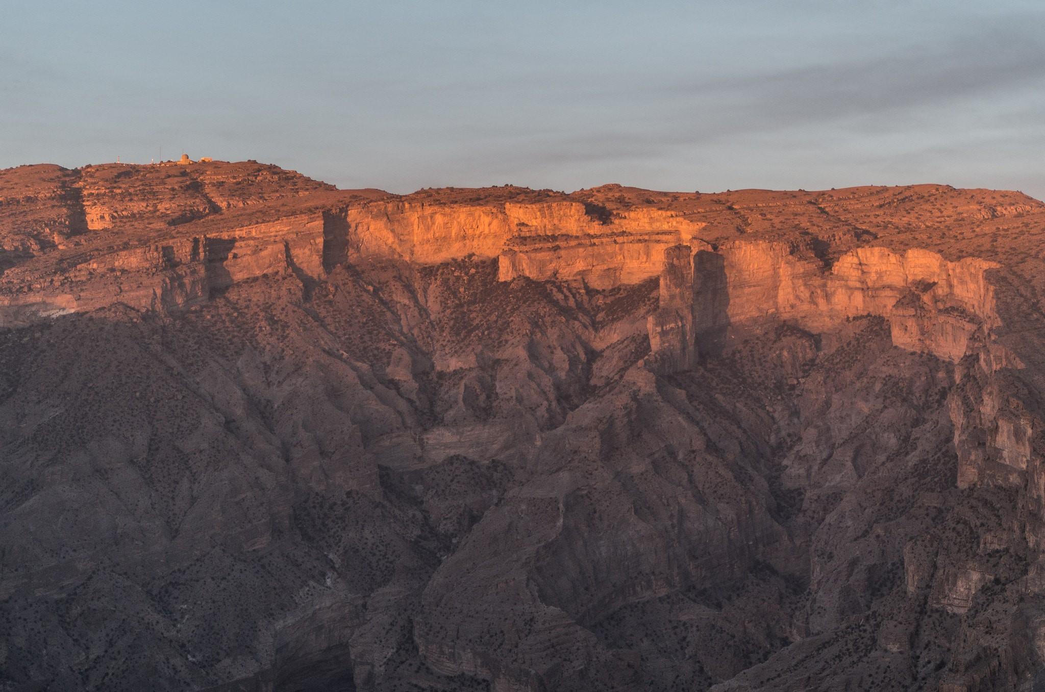 Jebel Shams © Fabien LE JEUNE