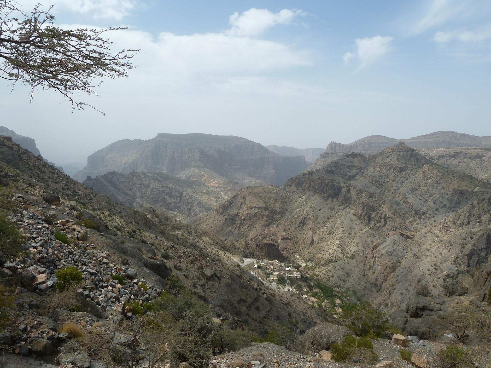 Al Hajar Mountains