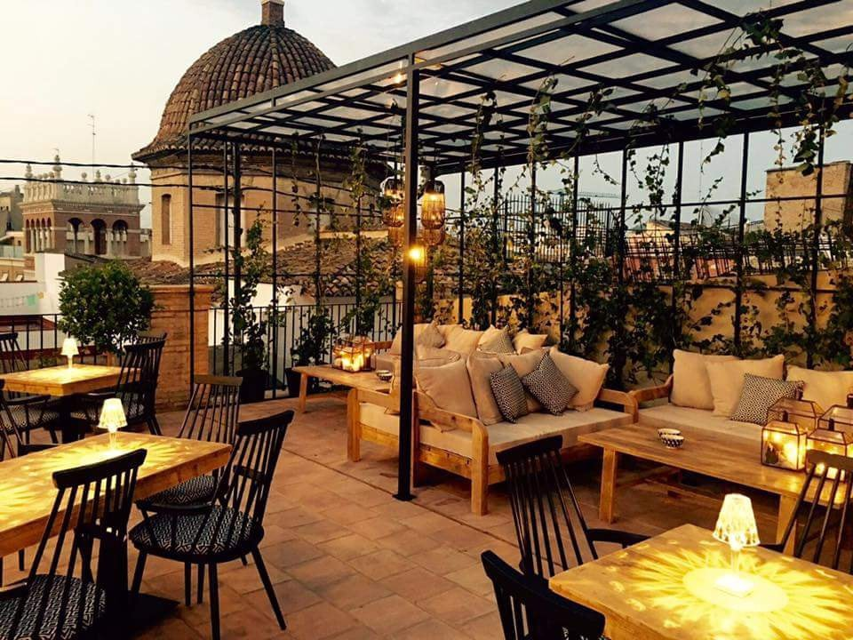 The Best Rooftop Bars In Valencia