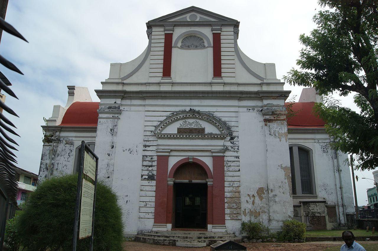 A Tour Of Dutch Colonial Architecture In Sri Lanka