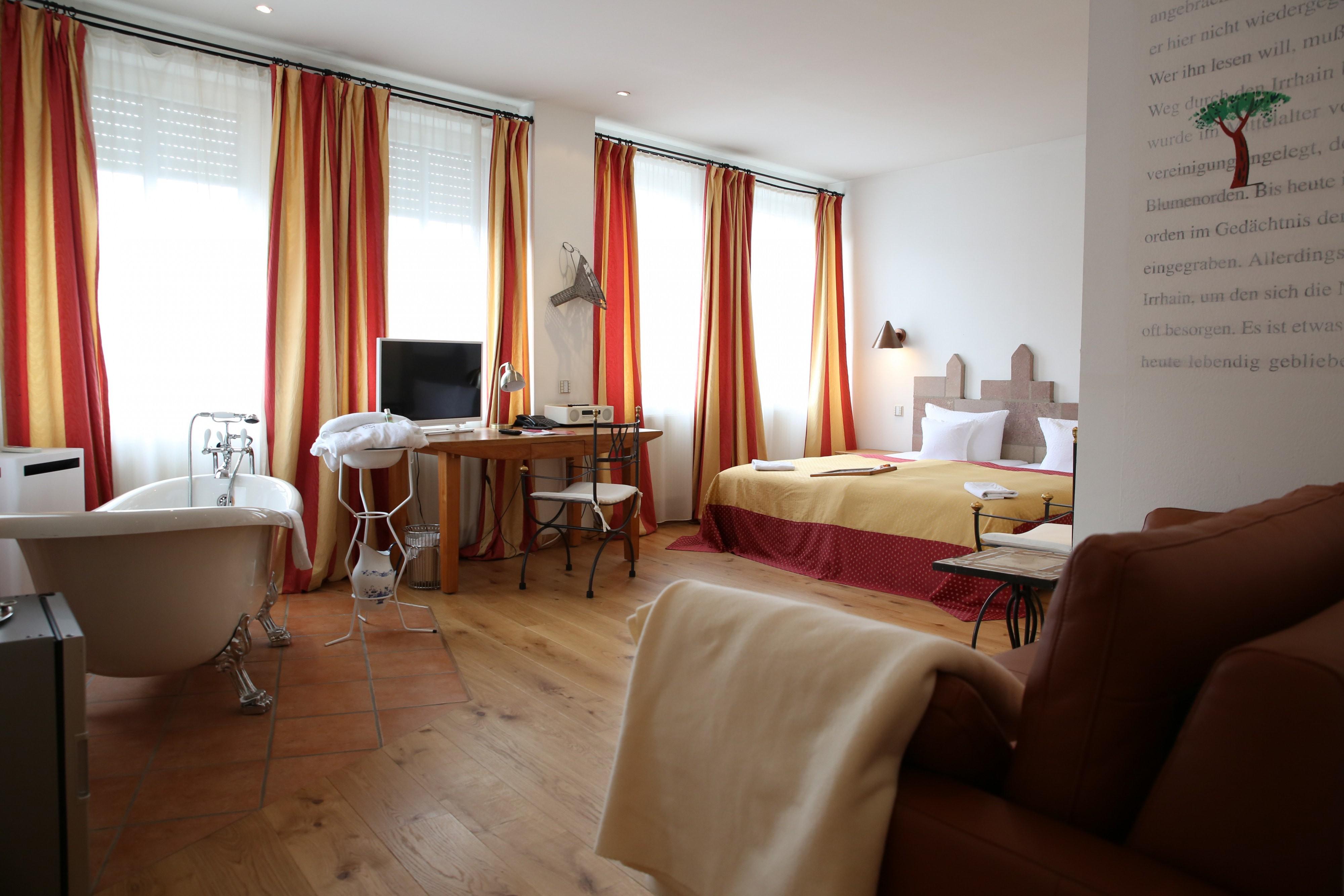 Hotel Drei Raben Suite