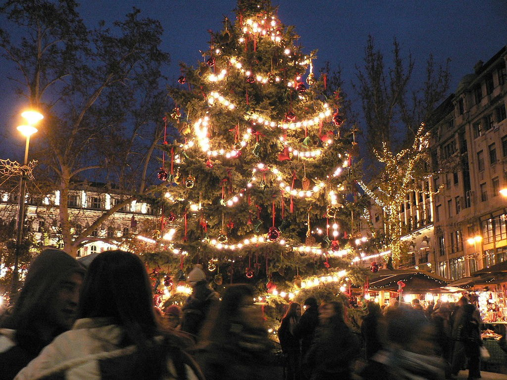 Christmas Budapest Christmas Fair And Winter Festival Europe.The 7 Most Magical Winter Festivals In Budapest