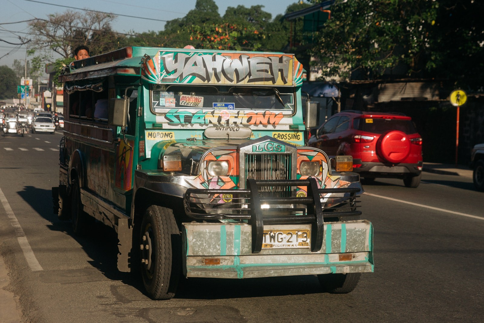 Rip An Ode To The Philippine Jeepney