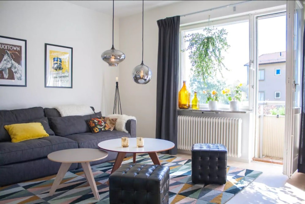 11 of Stockholm's Stunning Airbnbs