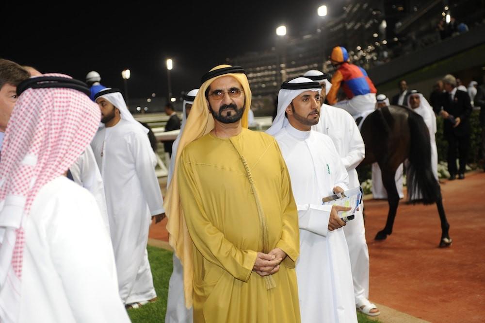 An Introduction To Dubai S Royal Family