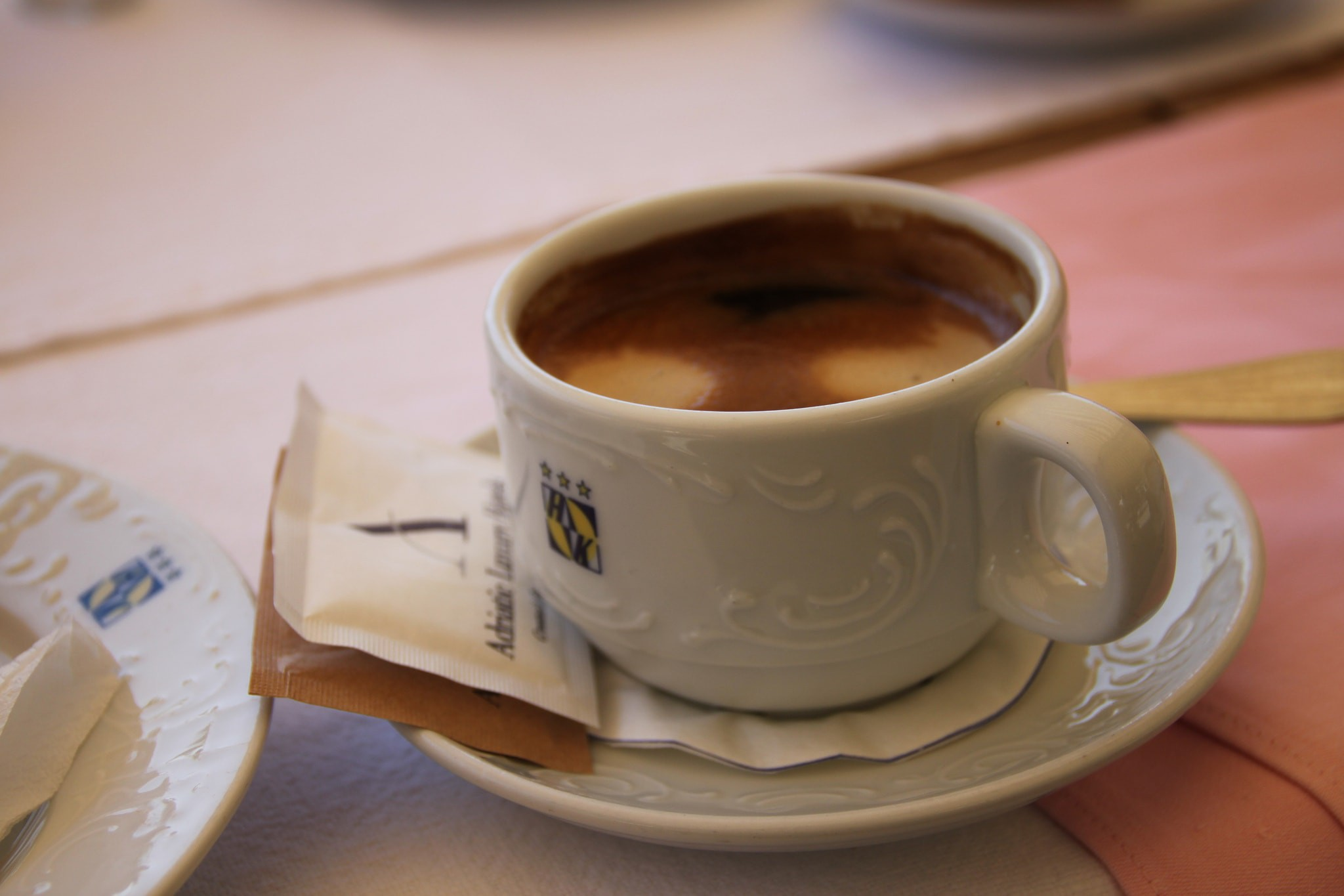 Coffee in Dubrovnik
