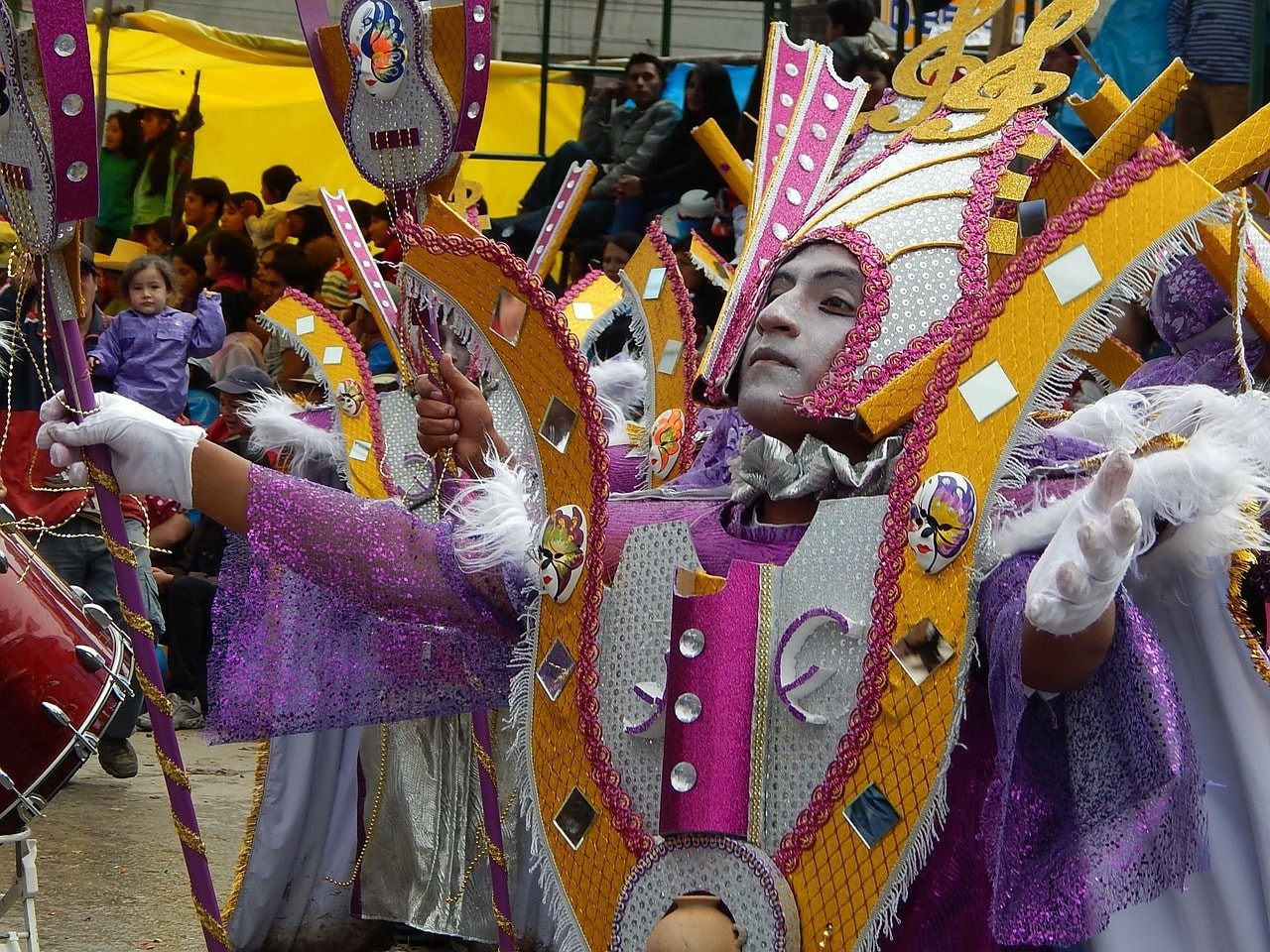 Everything You Need to Know About Peru's Carnival