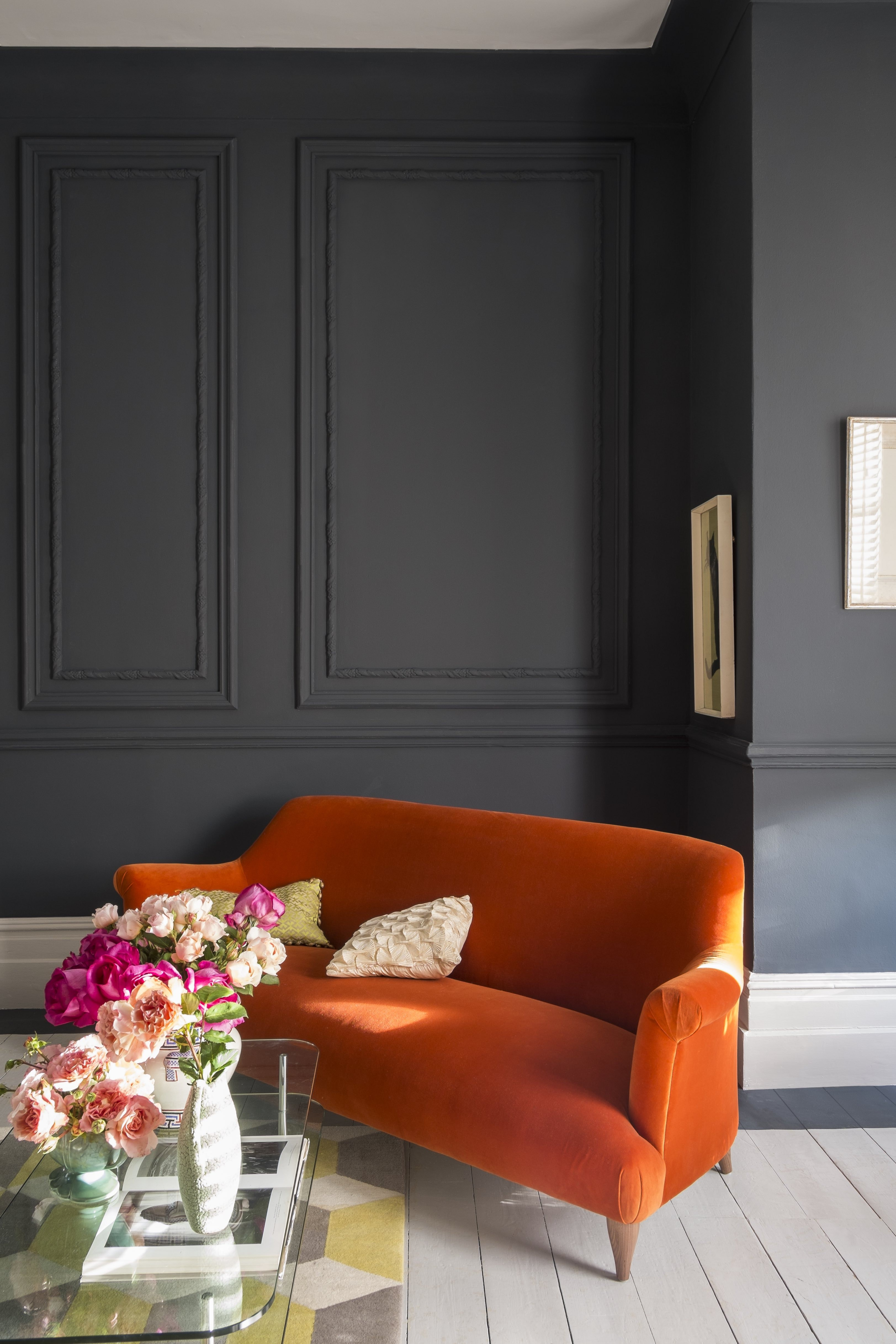 Farrow And Ball Railings Paint farrow & ball's tips on how to use color in your home