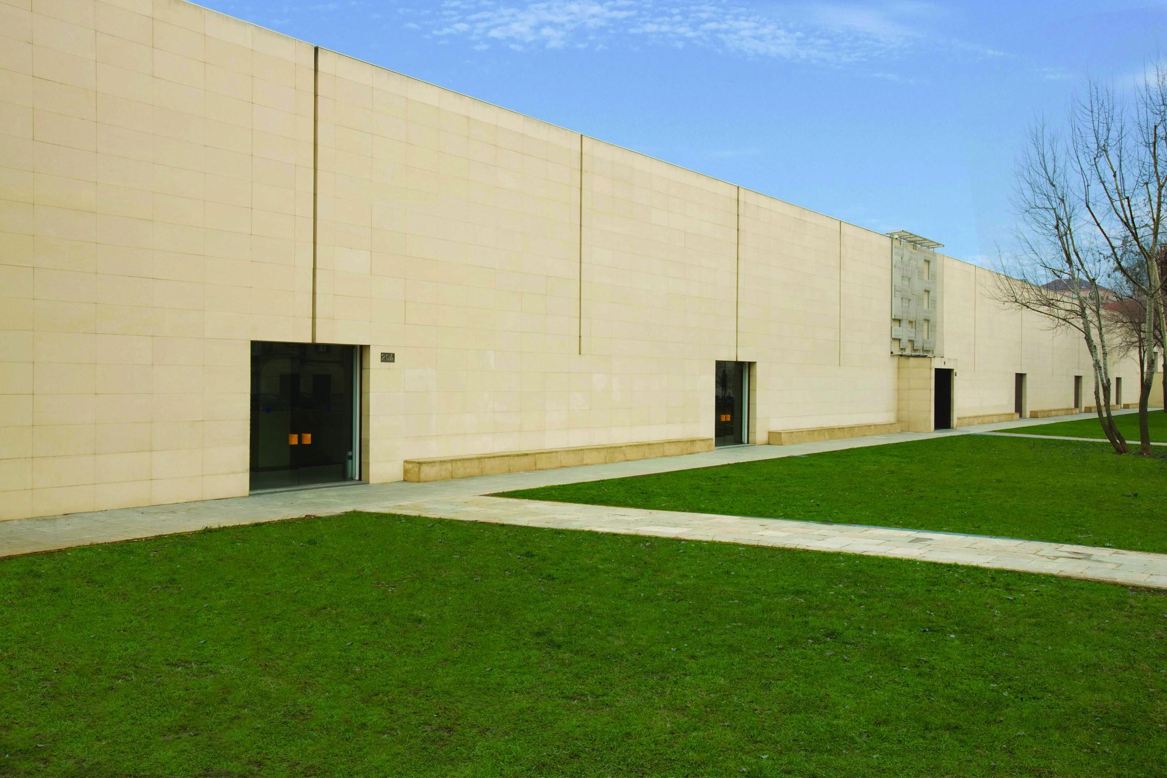 Museum Of Modern Art Turin