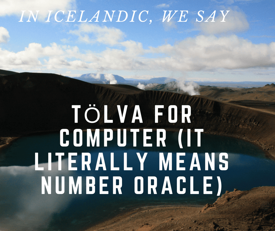 15 Beautiful Icelandic Words We Need in English