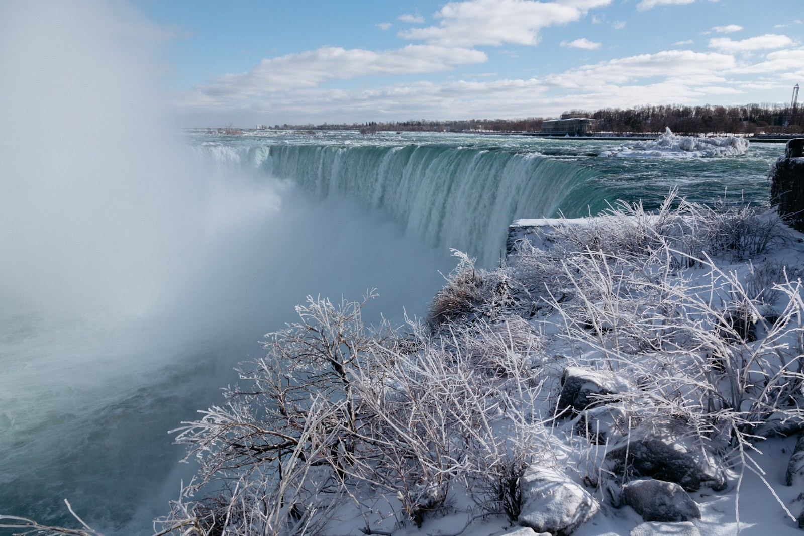 Now Is The Perfect Time To Visit Niagara Falls Here S Why