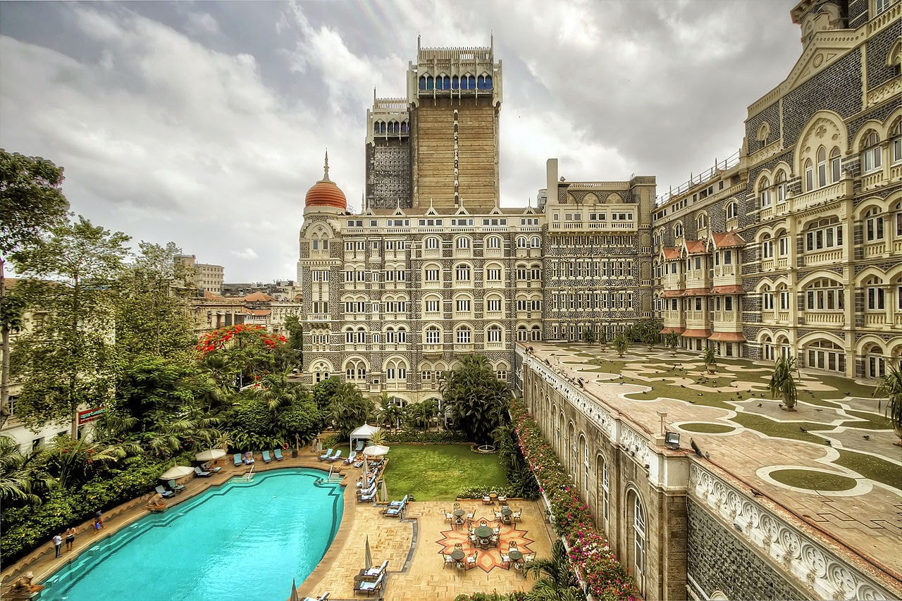 The Taj Mahal Palace is one of India's oldest and most iconic heritage hotels