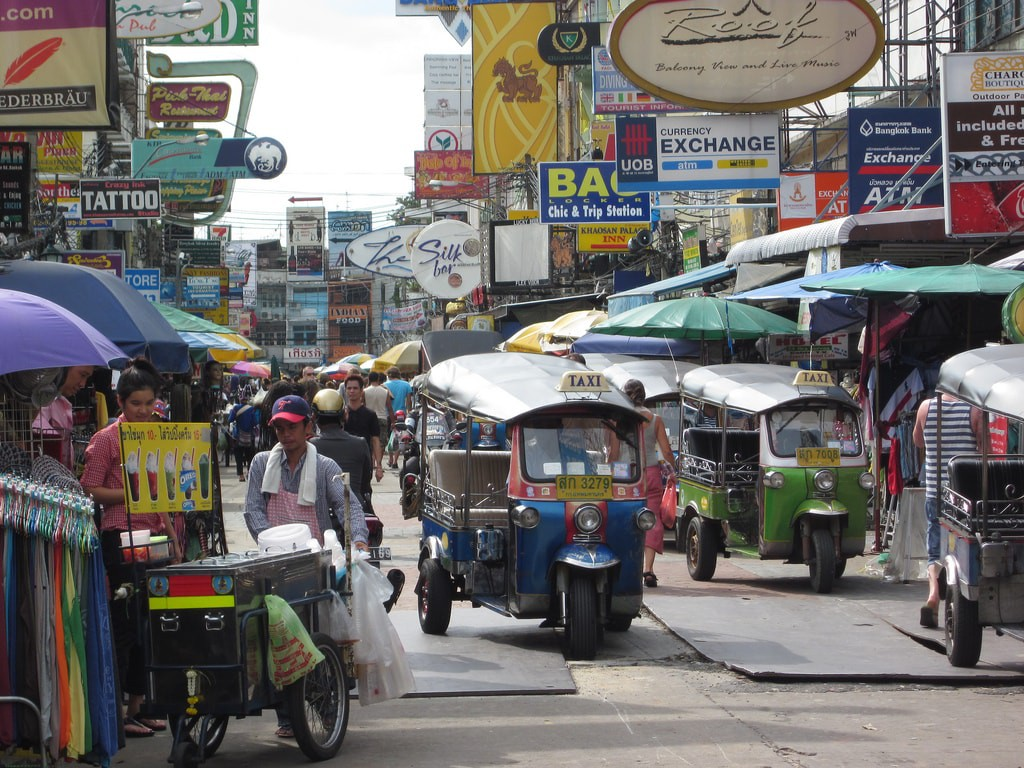 How to Spend One Week in Bangkok, Thailand