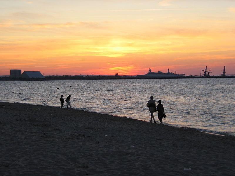 Stogi Beach