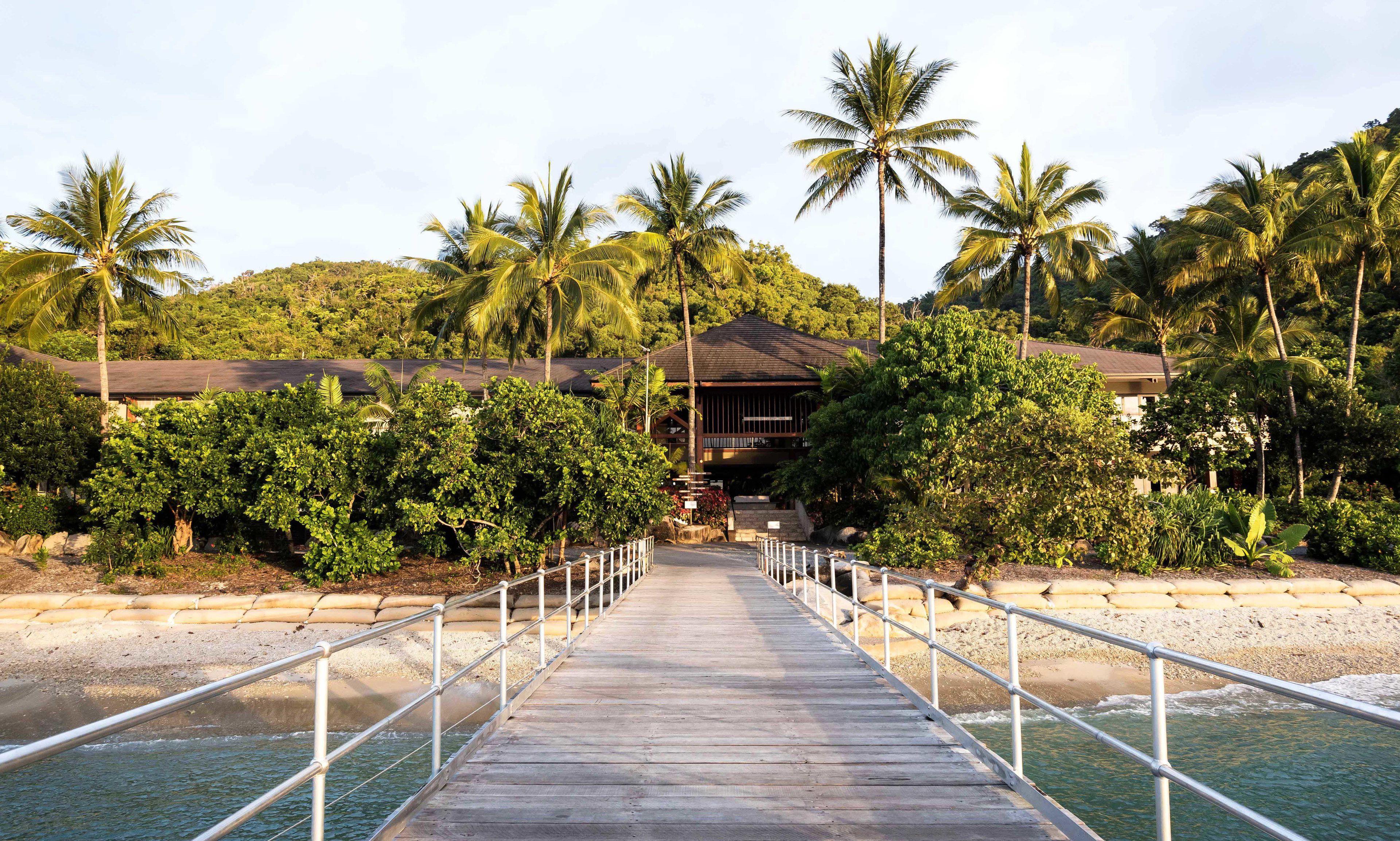 Courtesy of Fitzroy Island Resort / Expedia