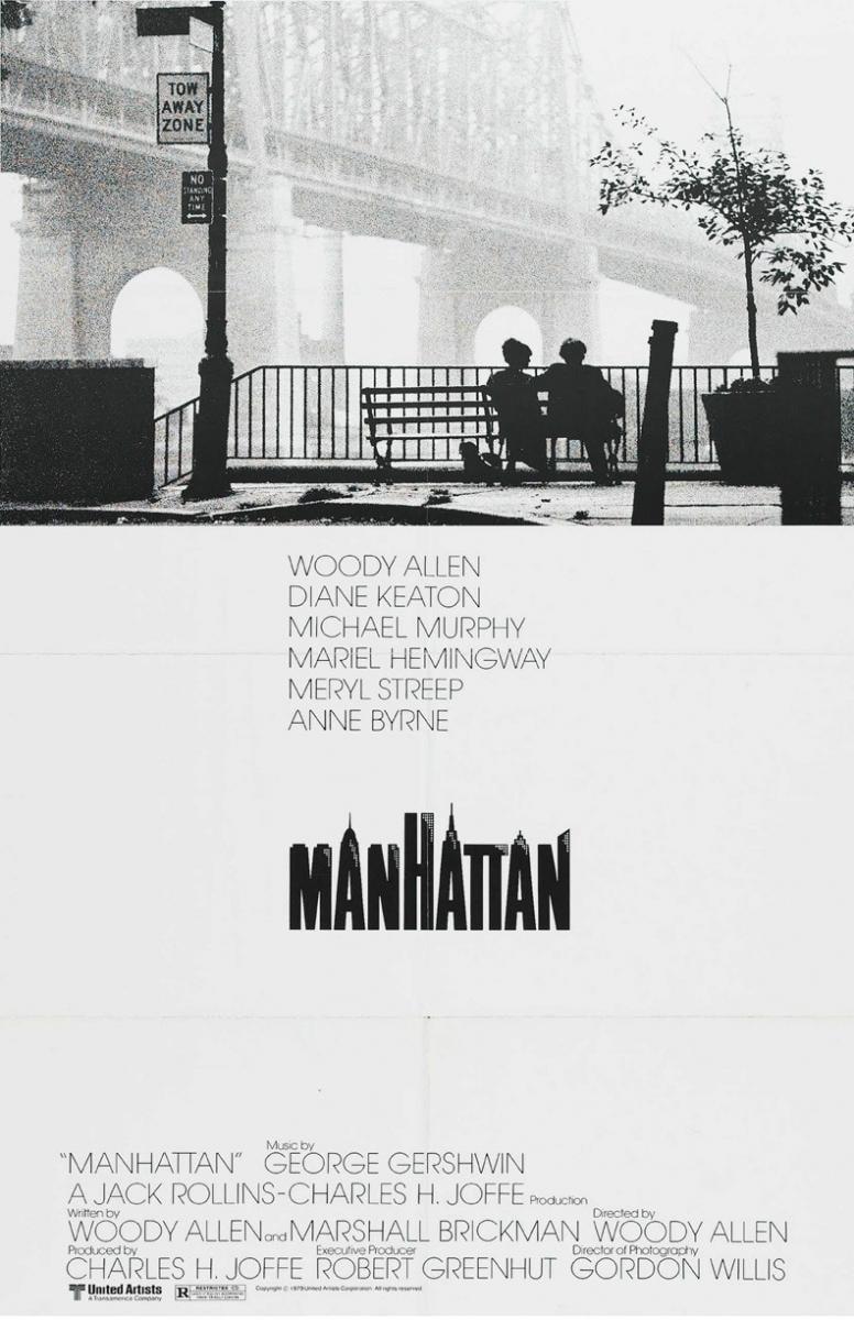 Manhattan Woody Allen Bridge