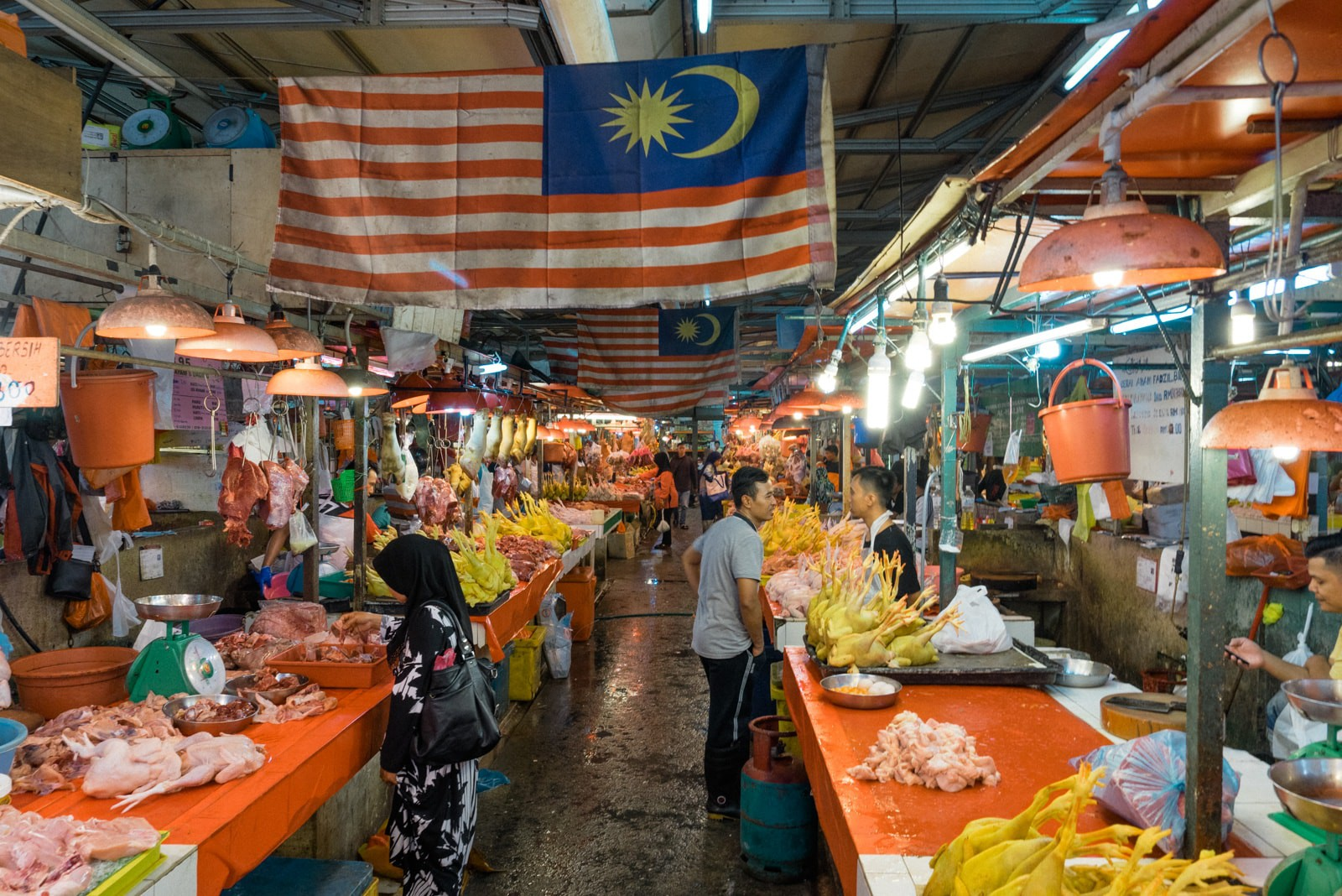 A Traveller's Guide To Chow Kit Market, Kuala Lumpur