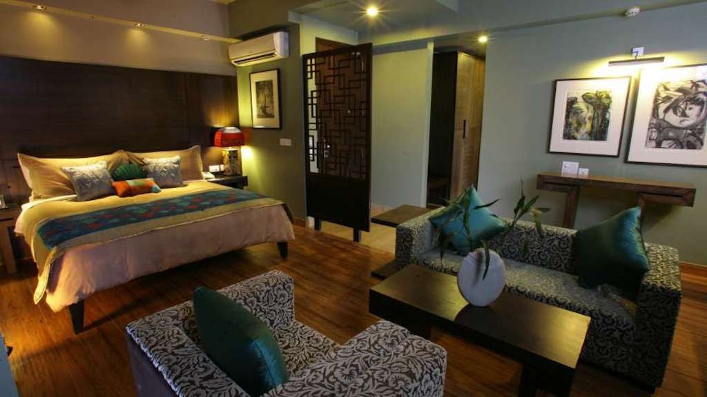 Deluxe room at jüSTa Gurgaon