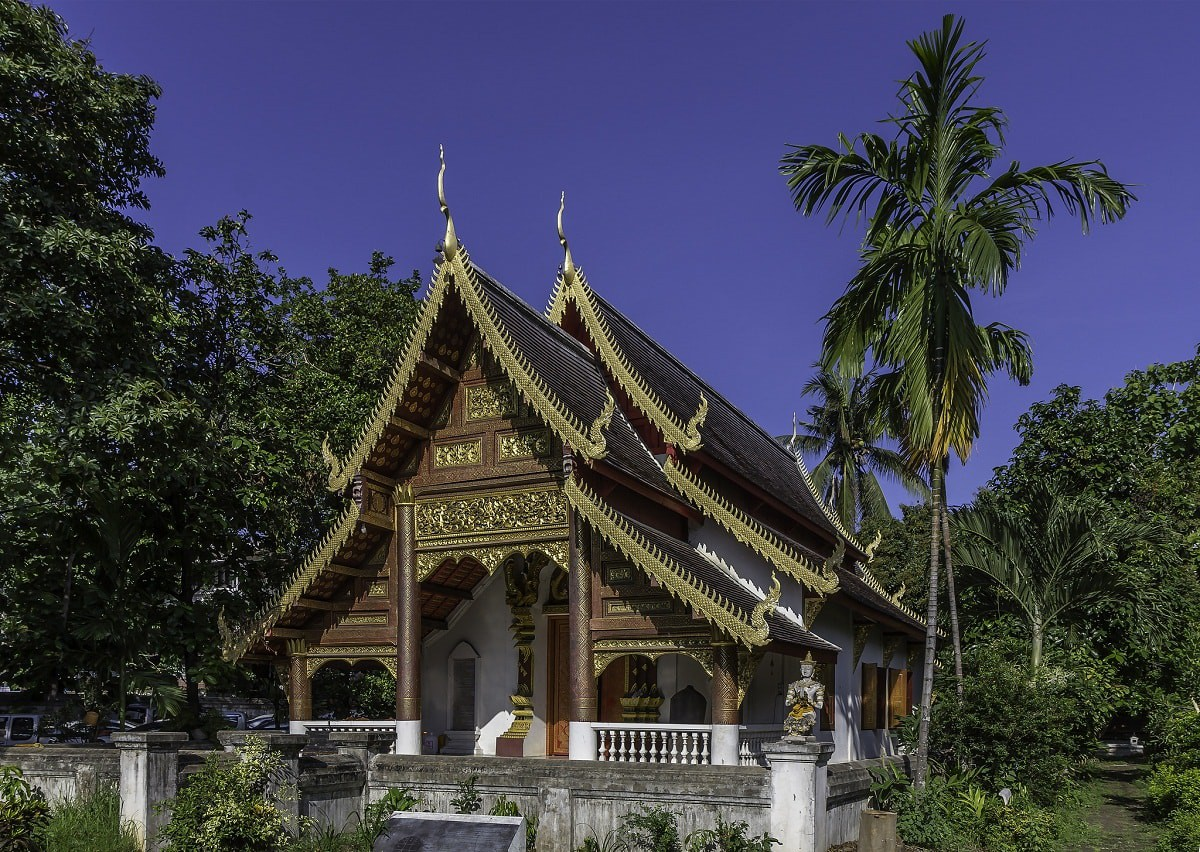 8 Holy Temples You Can Visit in Chiang Mai, Thailand