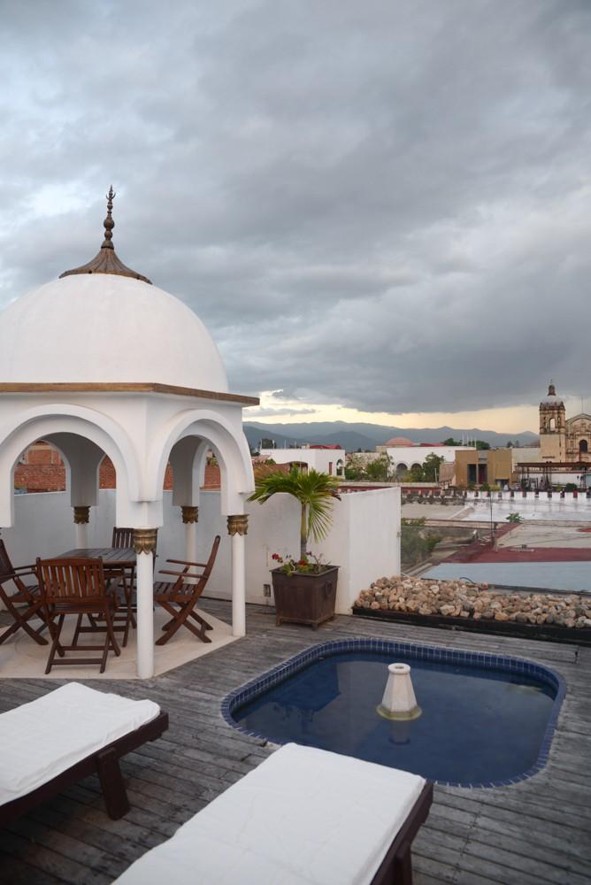 The Best Rooftops In Oaxaca City