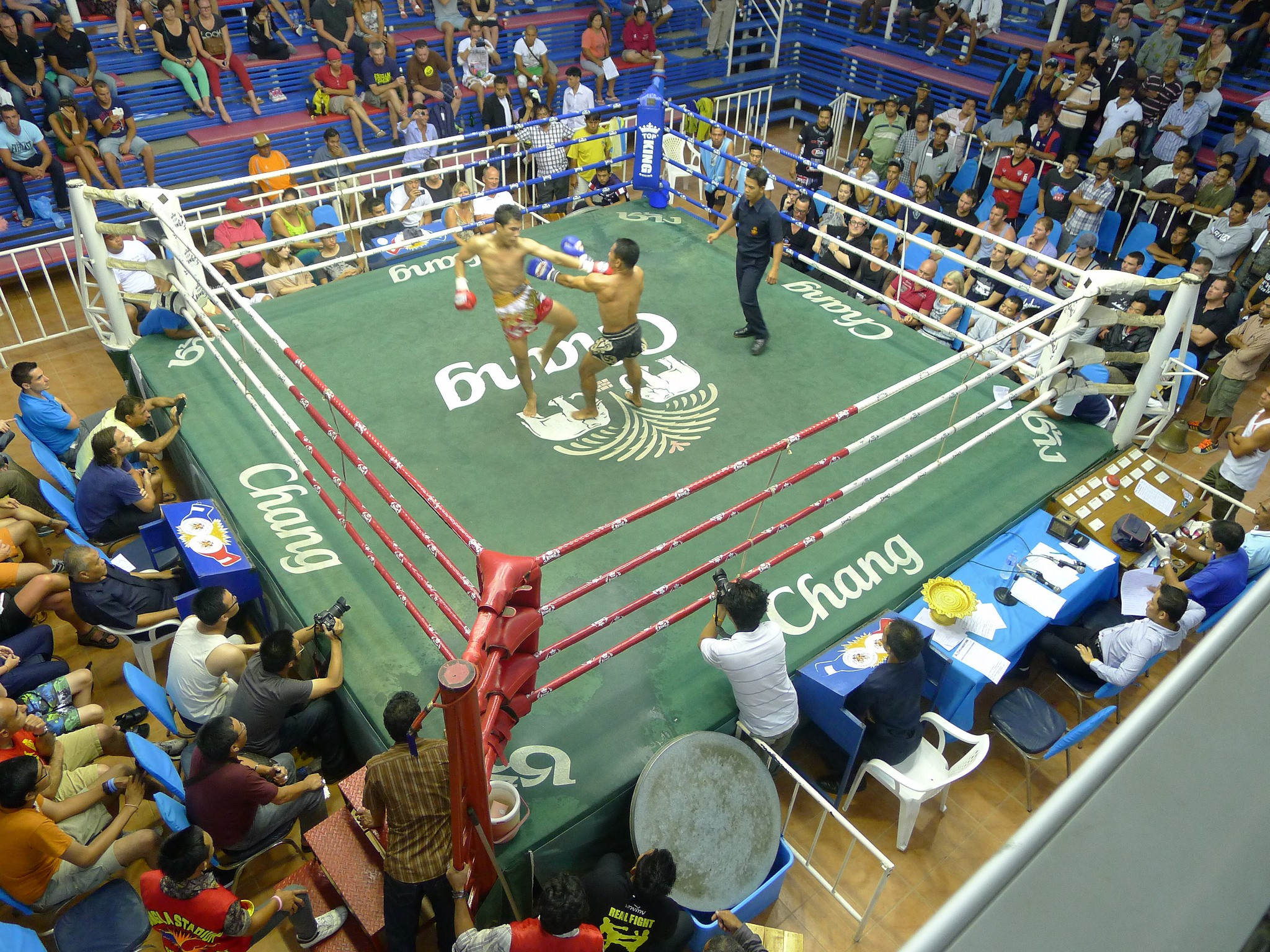The Best Muay Thai Camps in Bangkok, Thailand