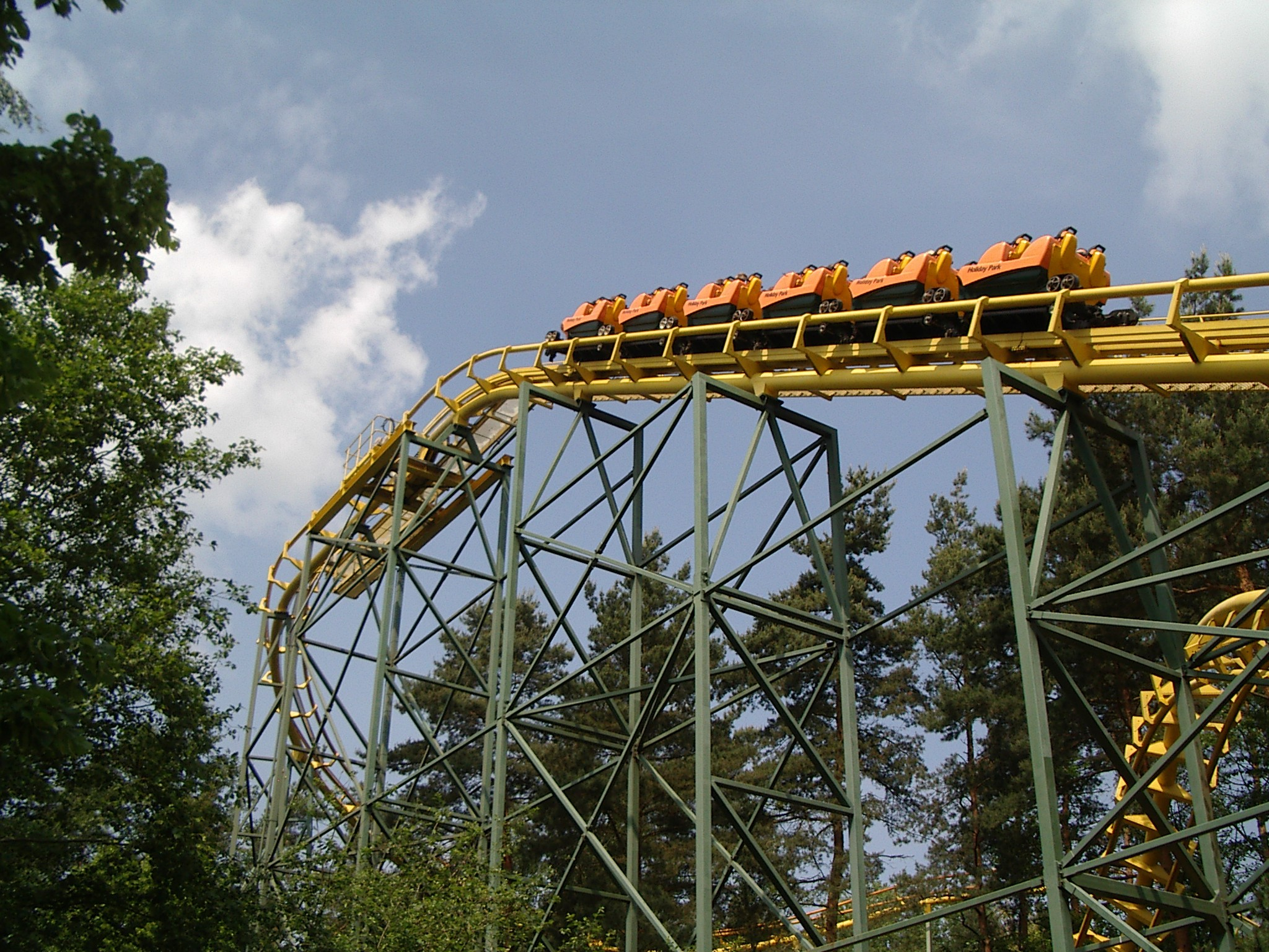 The Best Amusement Parks in Germany