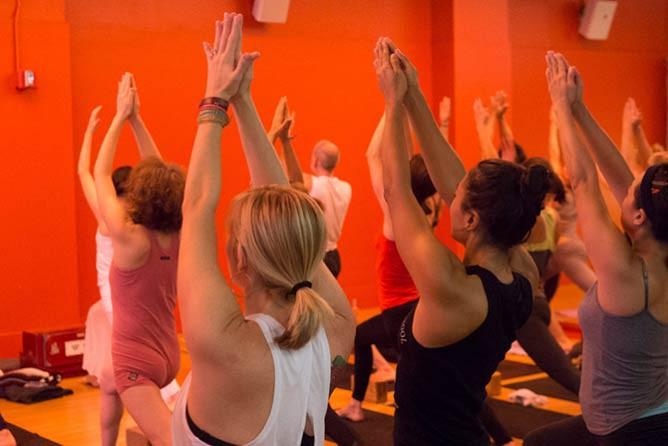 Top 10 Yoga Studios In New York City