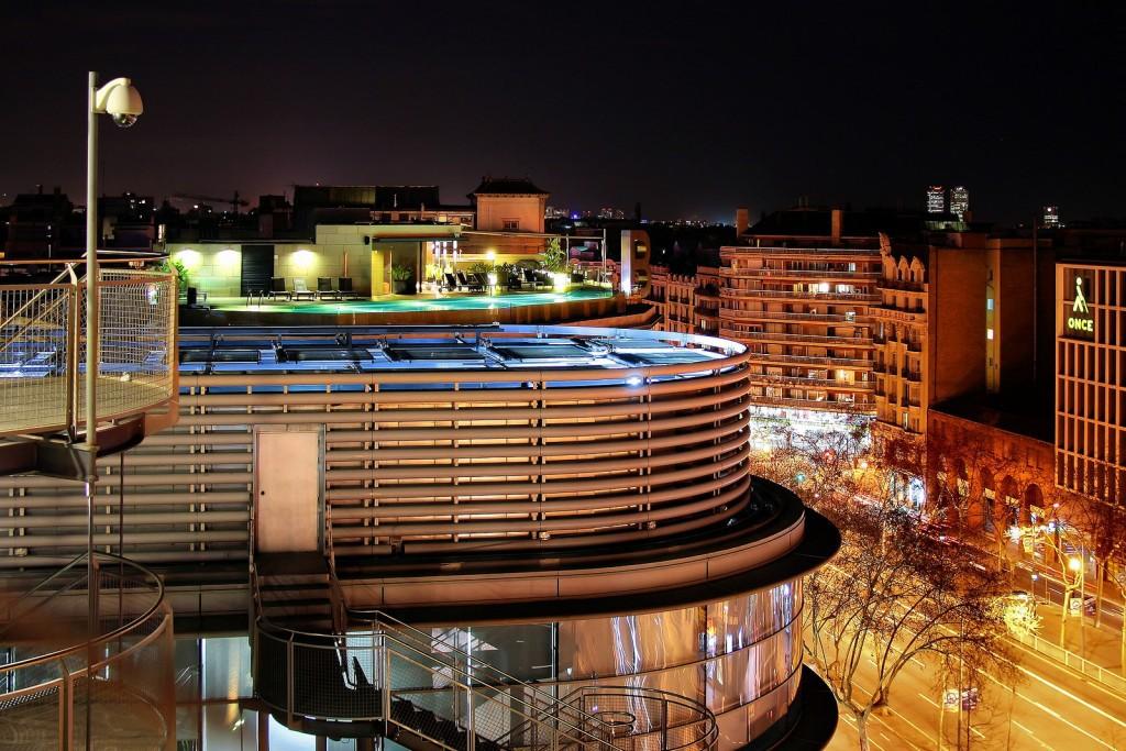 The 10 Best Rooftop Restaurants In Barcelona