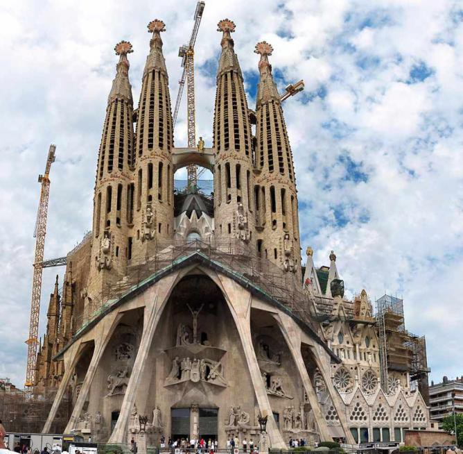 The Most Beautiful Churches In Barcelona