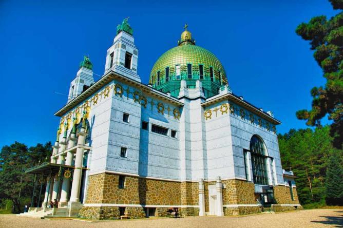 The 10 Most Beautiful Churches in Vienna, Austria