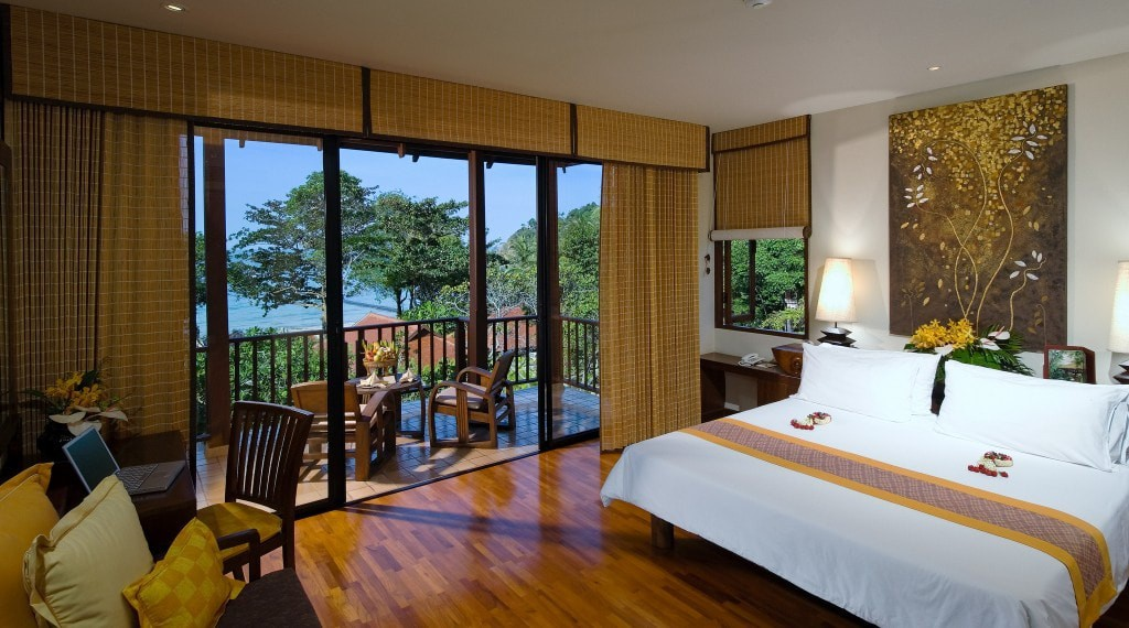 Deluxe Room at Pimalai Resort and Spa