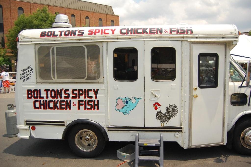 The Best Street Food Trucks In Nashville