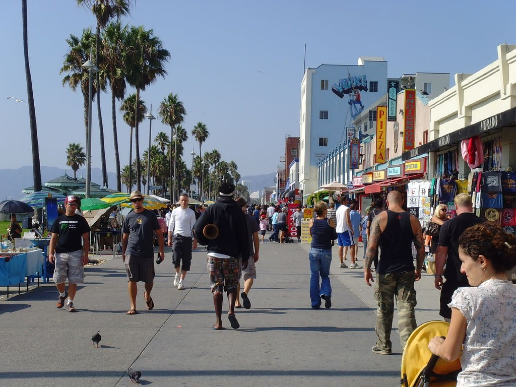 Venice Beach S Most Instagrammable Spots