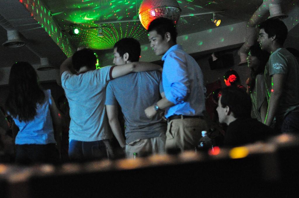 Club korea south strip