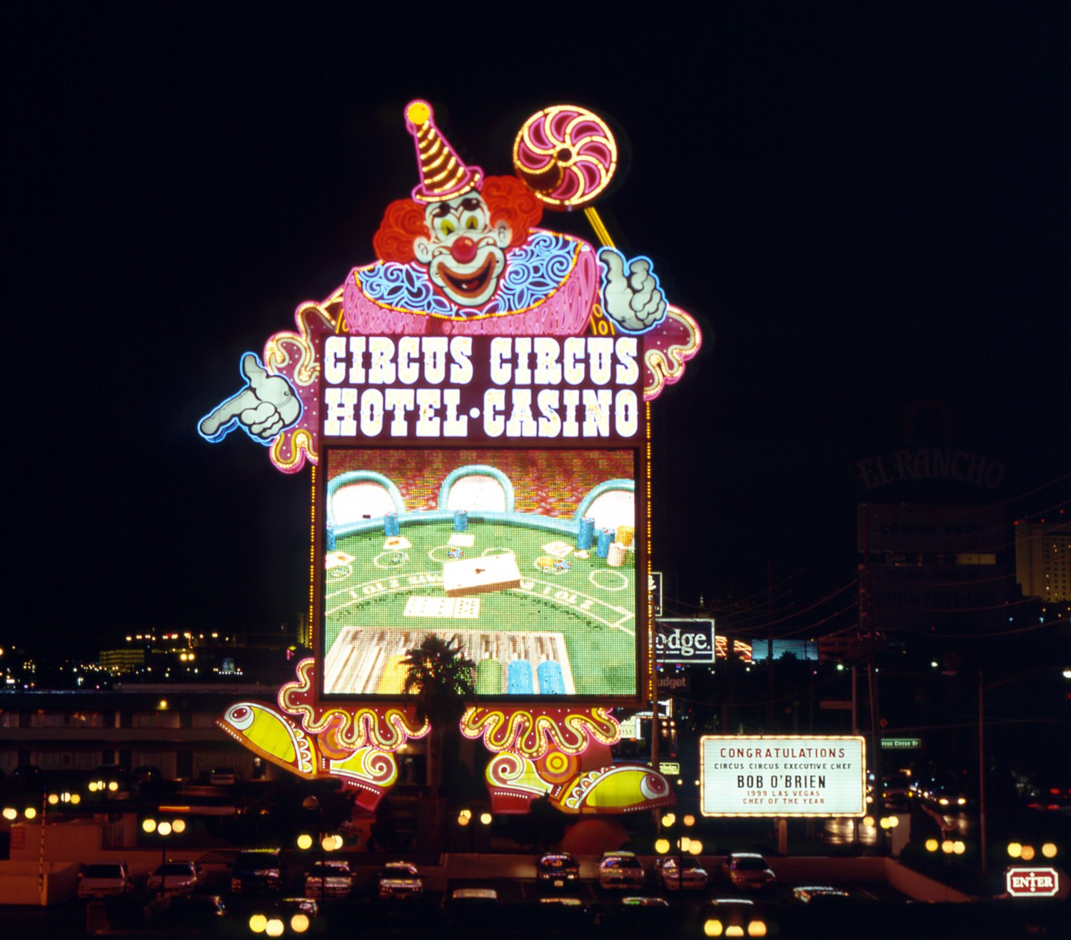 Circus Circus Las Vegas The History Behind The Hotel